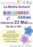 22 mai 2016 - baby grenier